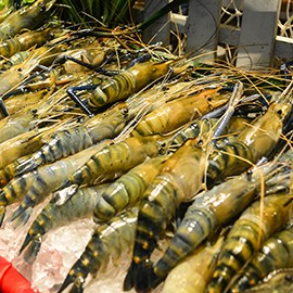 River Prawn Buffet Promotion