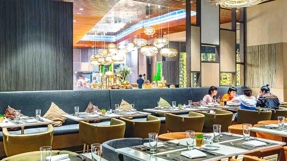 โปรโมชั่นห้องอาหารในกรุงเทพ