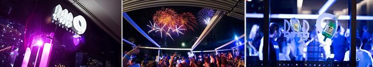 ปาร์ตี้เคานท์ดาวน์ชมพลุปีใหม่ 2562