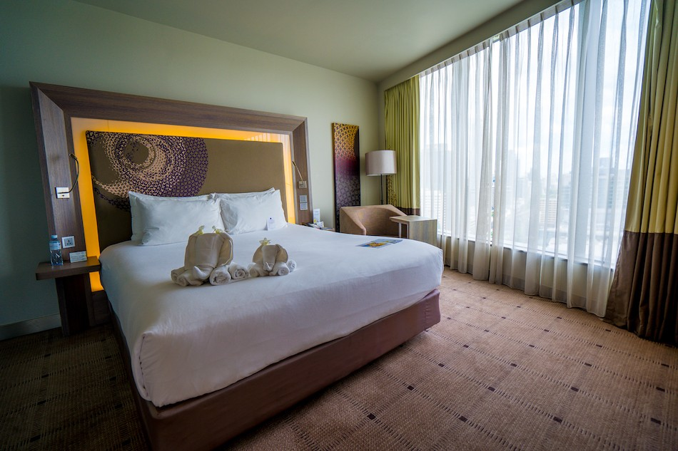 rooms of Bangkok Hotel Promotion