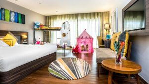 phuket family resort promotion | Novotel Phuket Karon Beach Resort and Spa