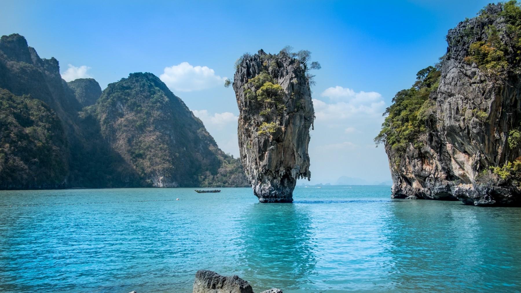 james bond island novotel phuket karon beach resort and spa. Black Bedroom Furniture Sets. Home Design Ideas