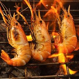 grilled-prawns