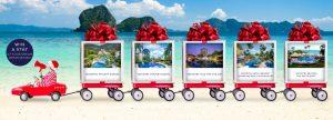 Festive Season Contest | Novotel Phuket Karon