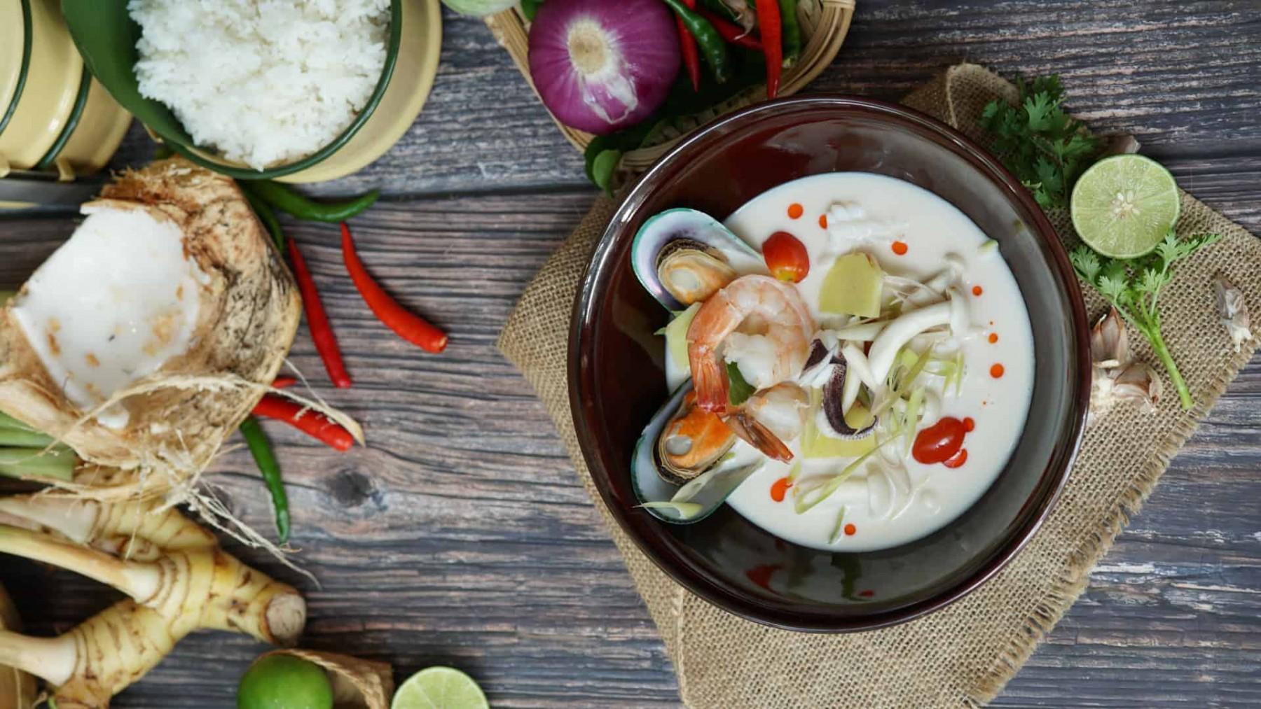 Tom Kha Seafood Cover Photo Novotel Phuket Karon Beach Resort