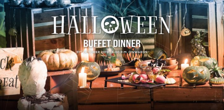 nvk_joe-kool_halloween-buffet_cover