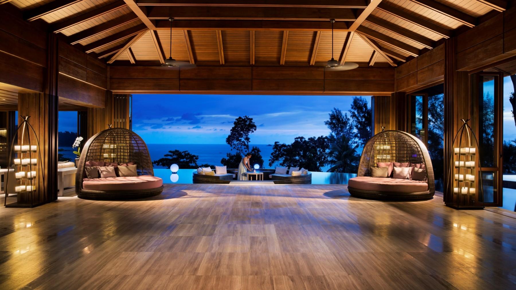 The Resort Resort Lobby 01 Pullman Phuket Arcadia