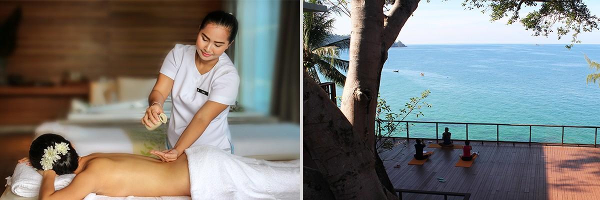 the best Phuket accommodation activities