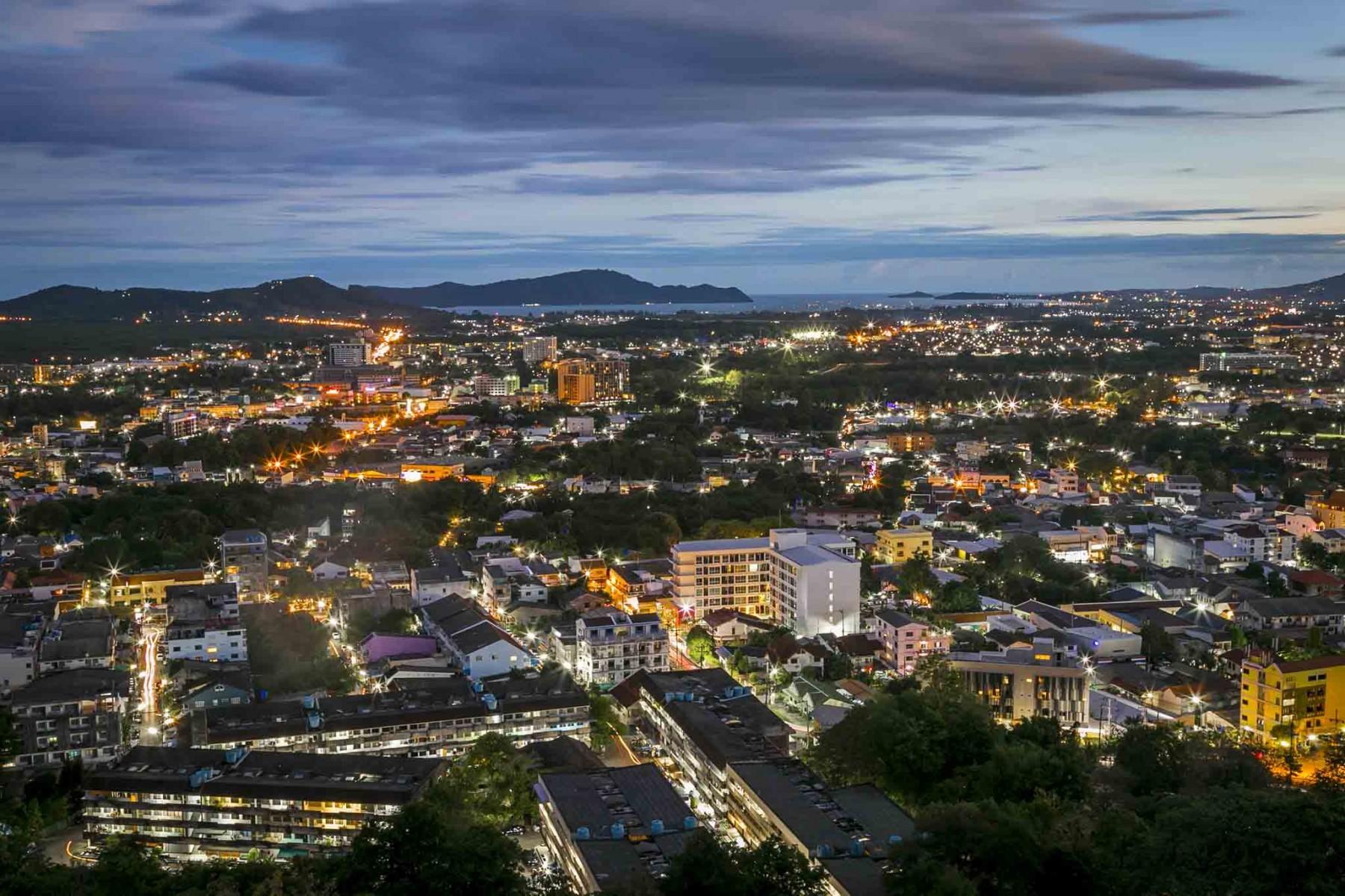 Khao Rang Viewpoint Phuket