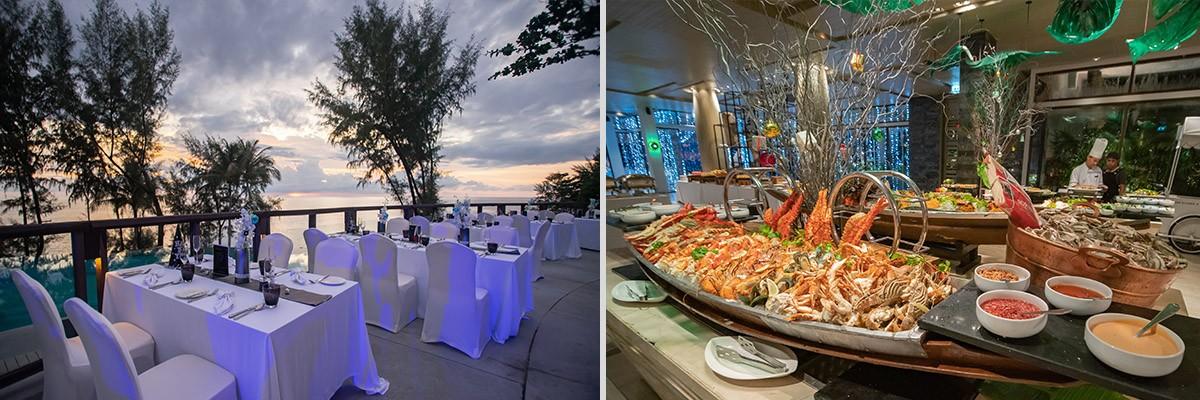 New Years Eve in Phuket Buffet