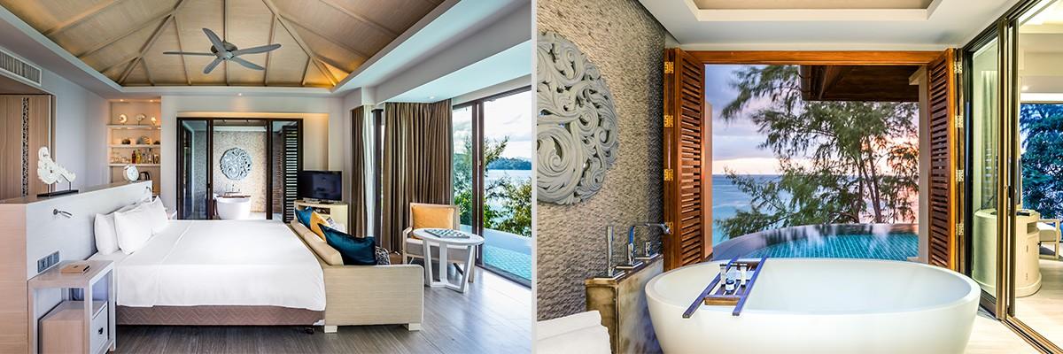 Win a pool villa in Phuket