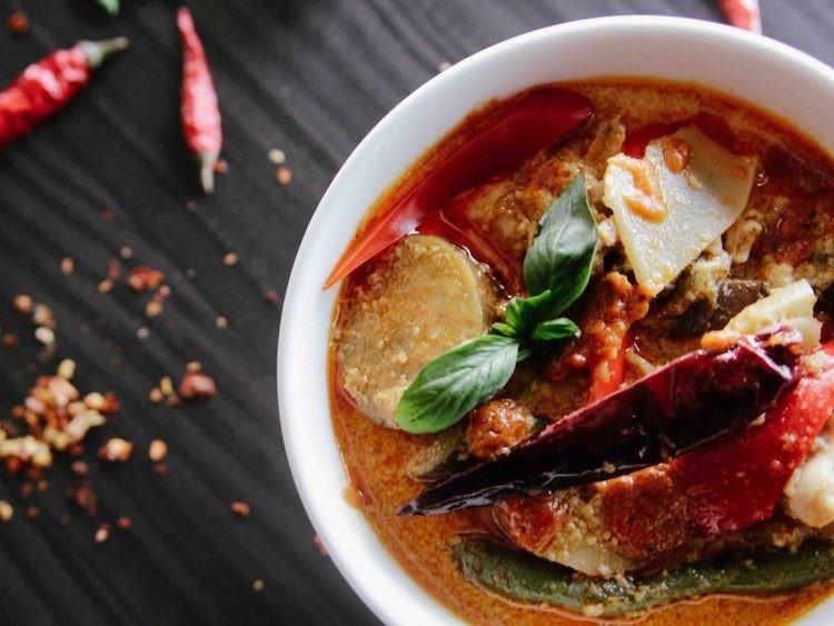 southern Thai food