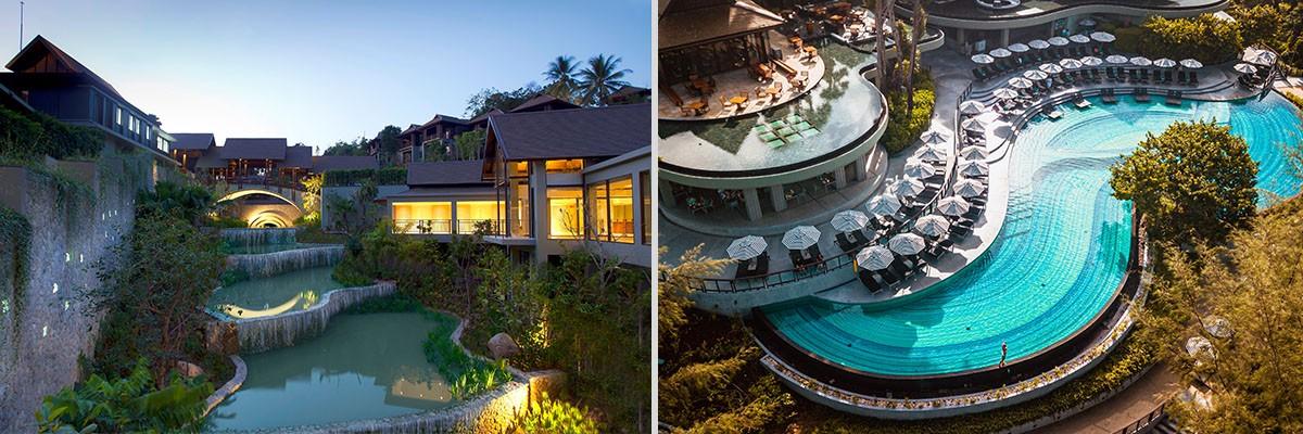 Best Phuket resort in Thailand Scenery