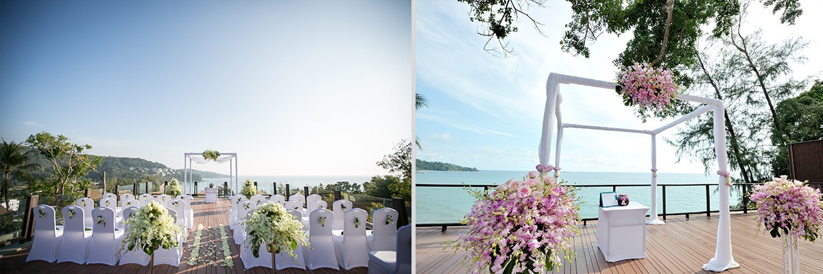 Phuket Wedding Offer Ceremony