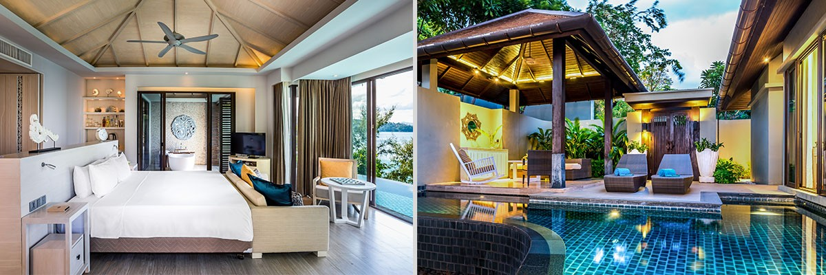 Phuket villas in Thailand