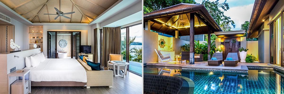 Phuket villas in Thailand