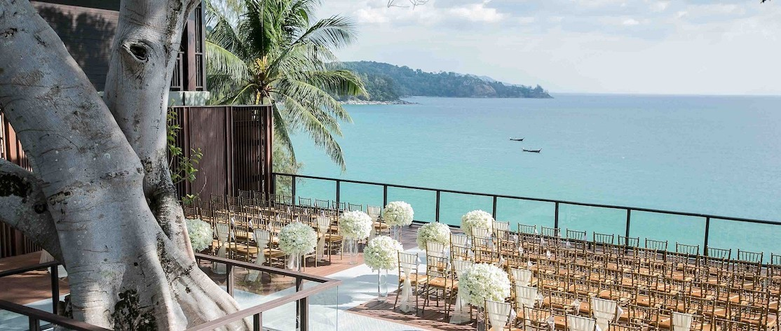 Phuket Resort for wedding