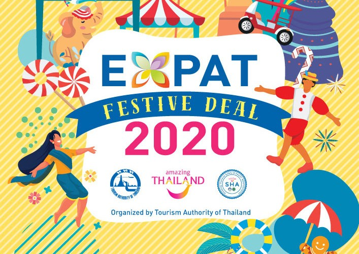 Expat FestiveDeal 2020