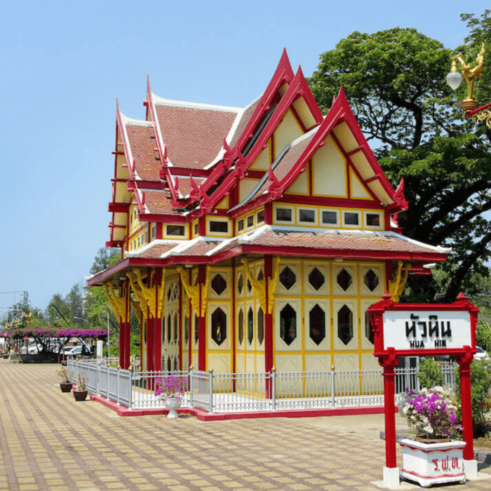 the-hua-hin-railway-station
