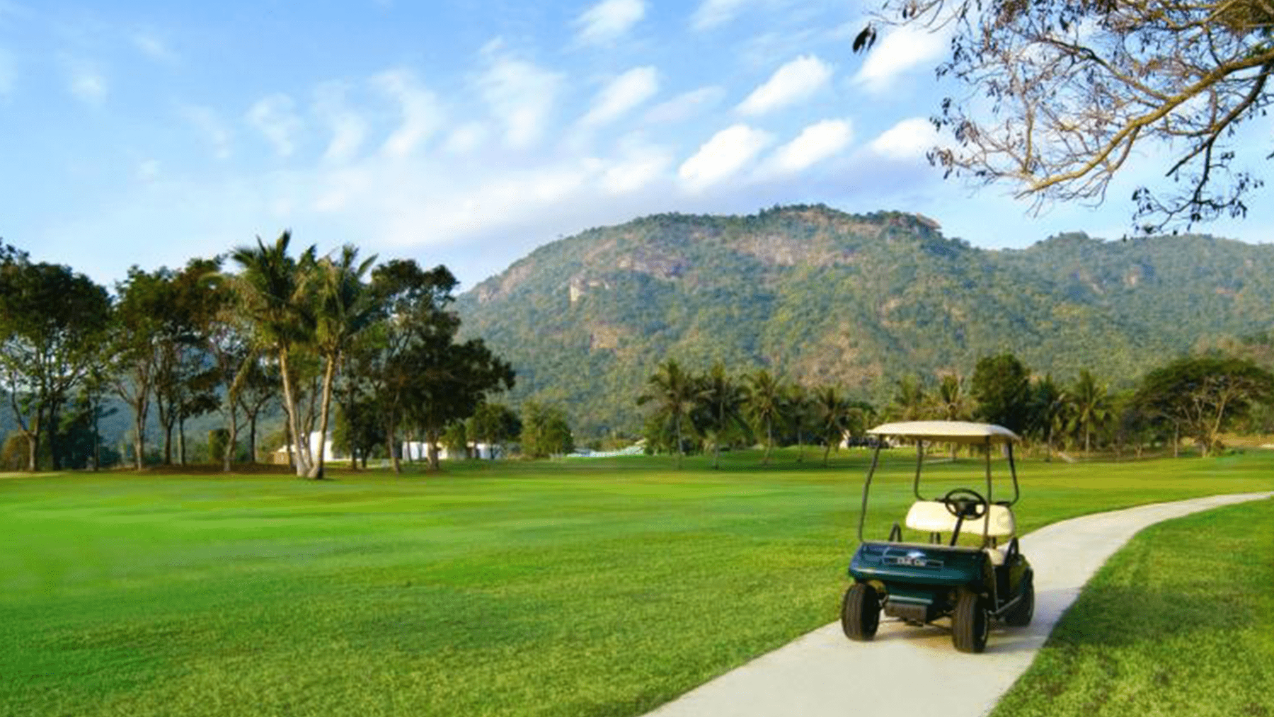 Palm Hills Golf Course Hua Hin | Novotel Hua Hin Cha Am Beach Resort