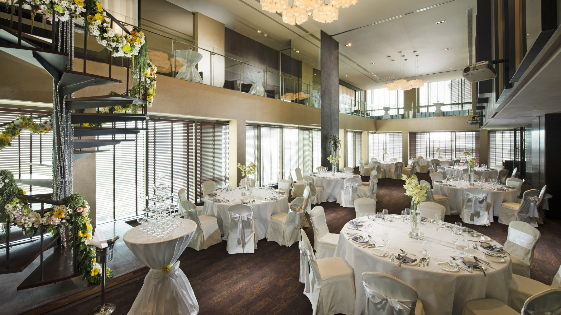 Boutique Wedding Venue In Bangkok Vie Hotel Bangkok Mgallery By