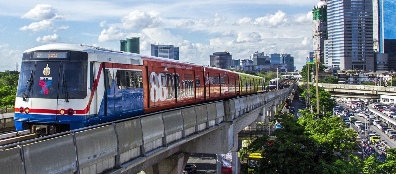 hotels near skytrain bangkok