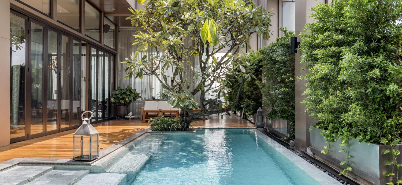 Penthouse Hotel Bangkok (Private Pool) | VIE Hotel Bangkok