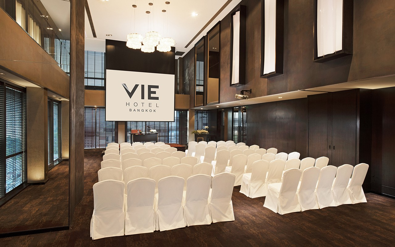 Best Meeting Package in Bangkok - VIE Hotel Bangkok