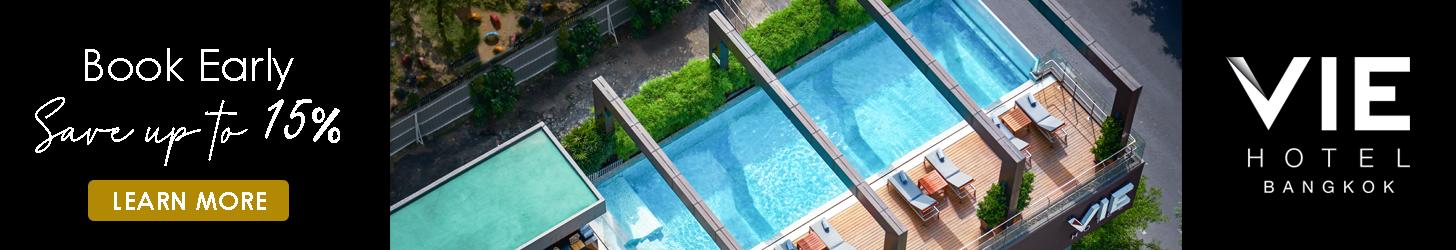 VIE Hotel Bangkok Saver Promotion