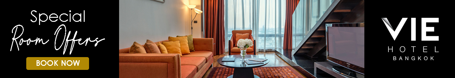VIE Hotel Bangkok, special room offer