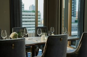 La VIE Bistronomy Private Dinning Room