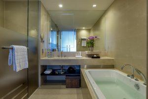 Bathroom of VIE Hotel Bangkok
