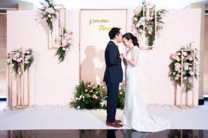 Wedding at VIE Hotel Bangkok