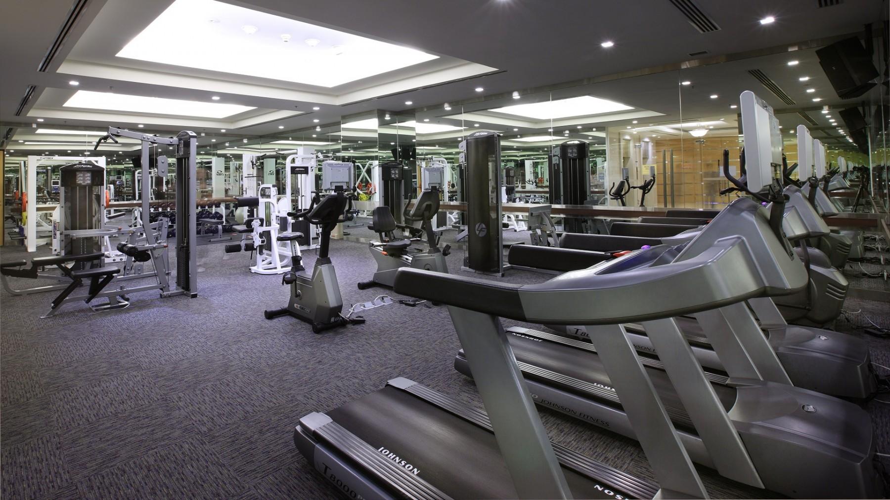 Fitness Promotion Bangkok Grand Sukhumvit Hotel Bangkok