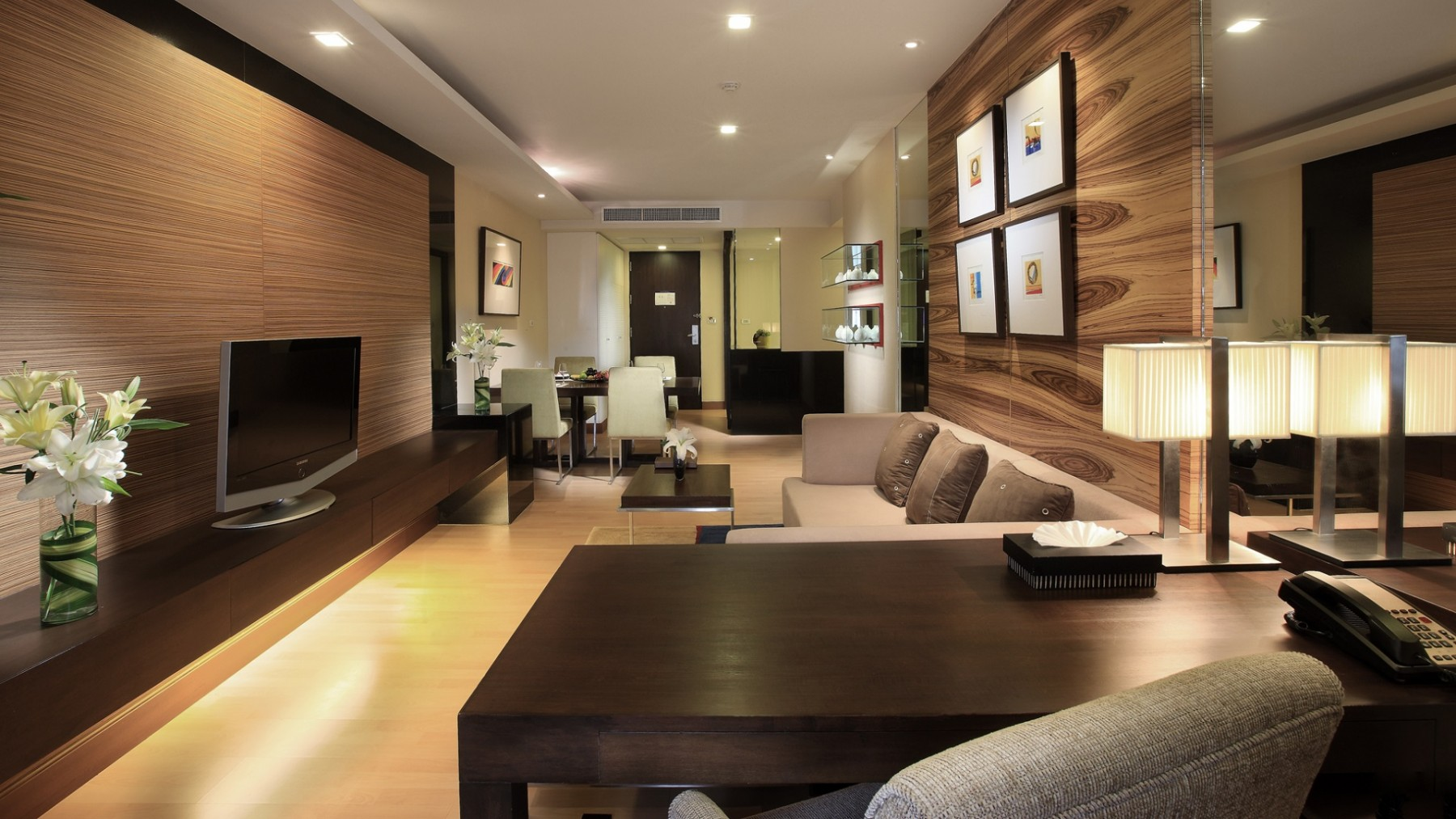 . Executive 1 Bedroom Apartment   Grand Sukhumvit Bangkok