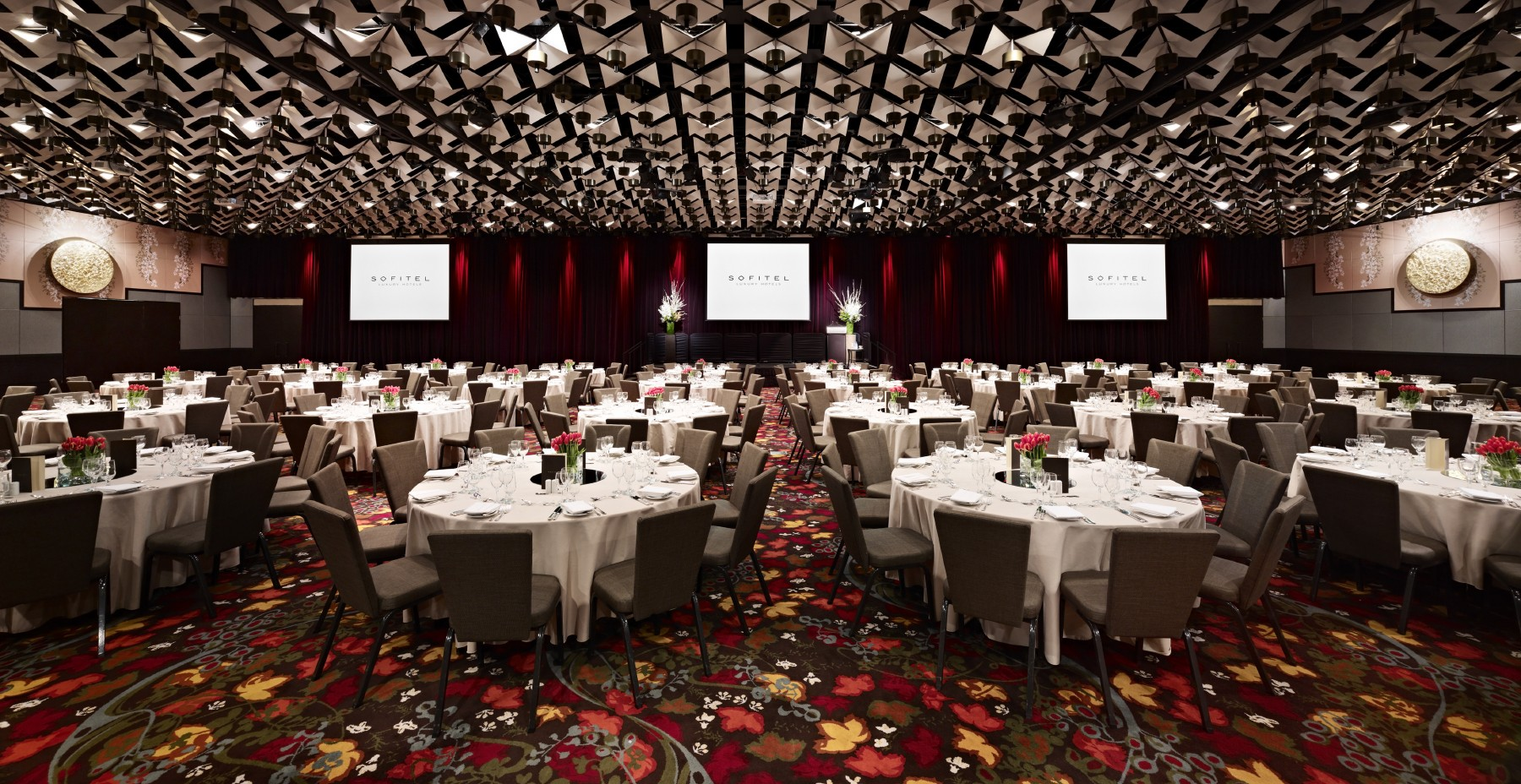 Sofitel Melbourne On Collins Grand Ballroom Banquet 4