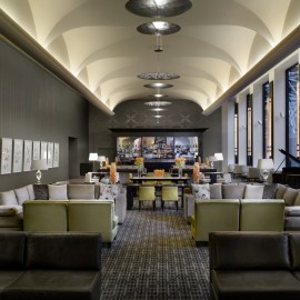 Sofis Lounge Towards Bar Sofitel Melbourne On Collins