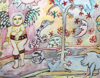 mirka-mora-pas-de-deux-drawings-and-dolls