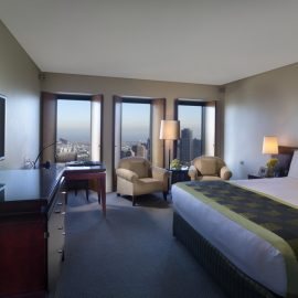 Superior King Room Sofitel Melbourne On Collins