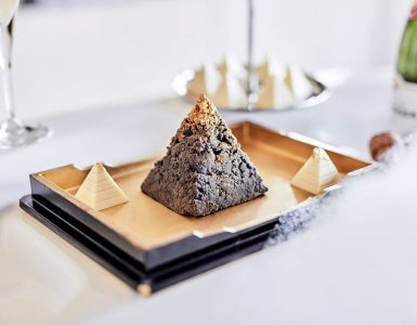bespoke-pyramid-shaped-bath-bomb-to-celebrate-sofitel-wine-days