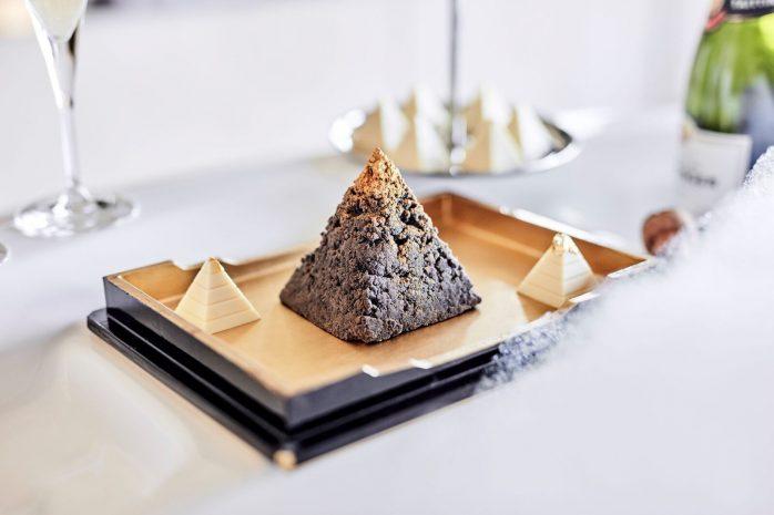 bespoke-pyramid-shaped-bath-bomb-to-celebrate-sofitel-wine-days