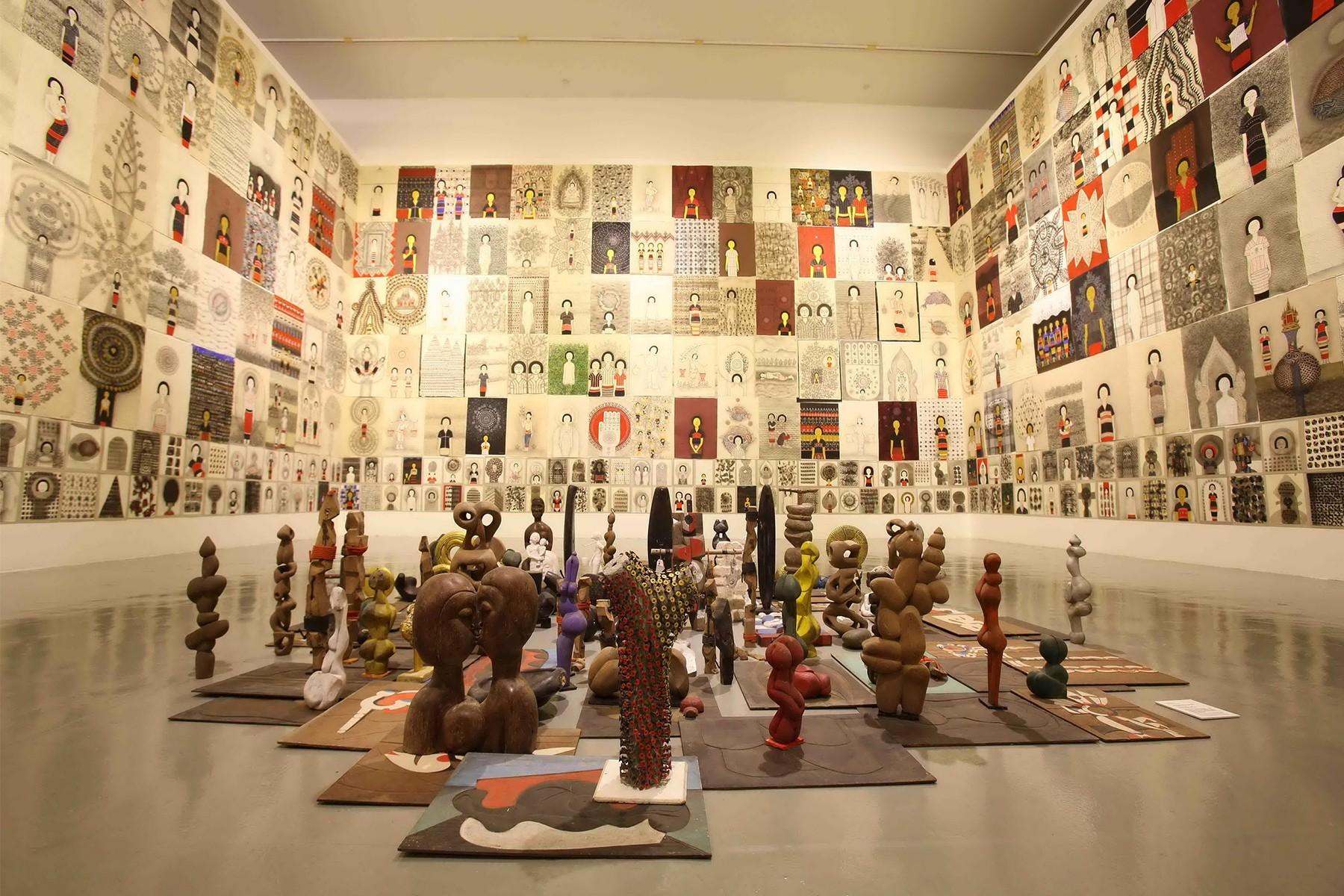 bacc2  1800 x 1200 - Mempelajari Seni Kontemporer di Bangkok Art and Culture Centre (BACC)