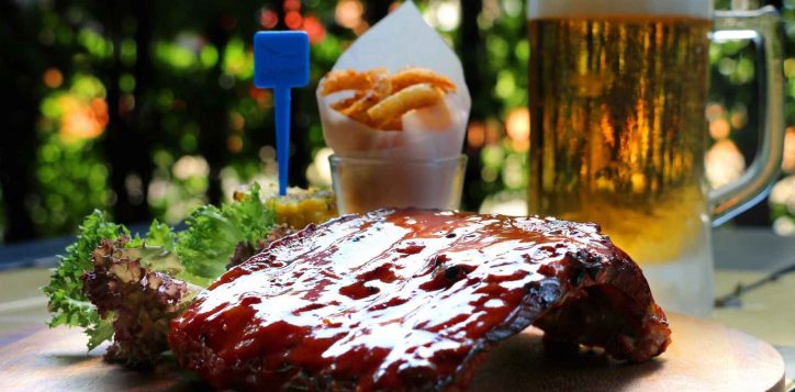 rib-and-beer-set