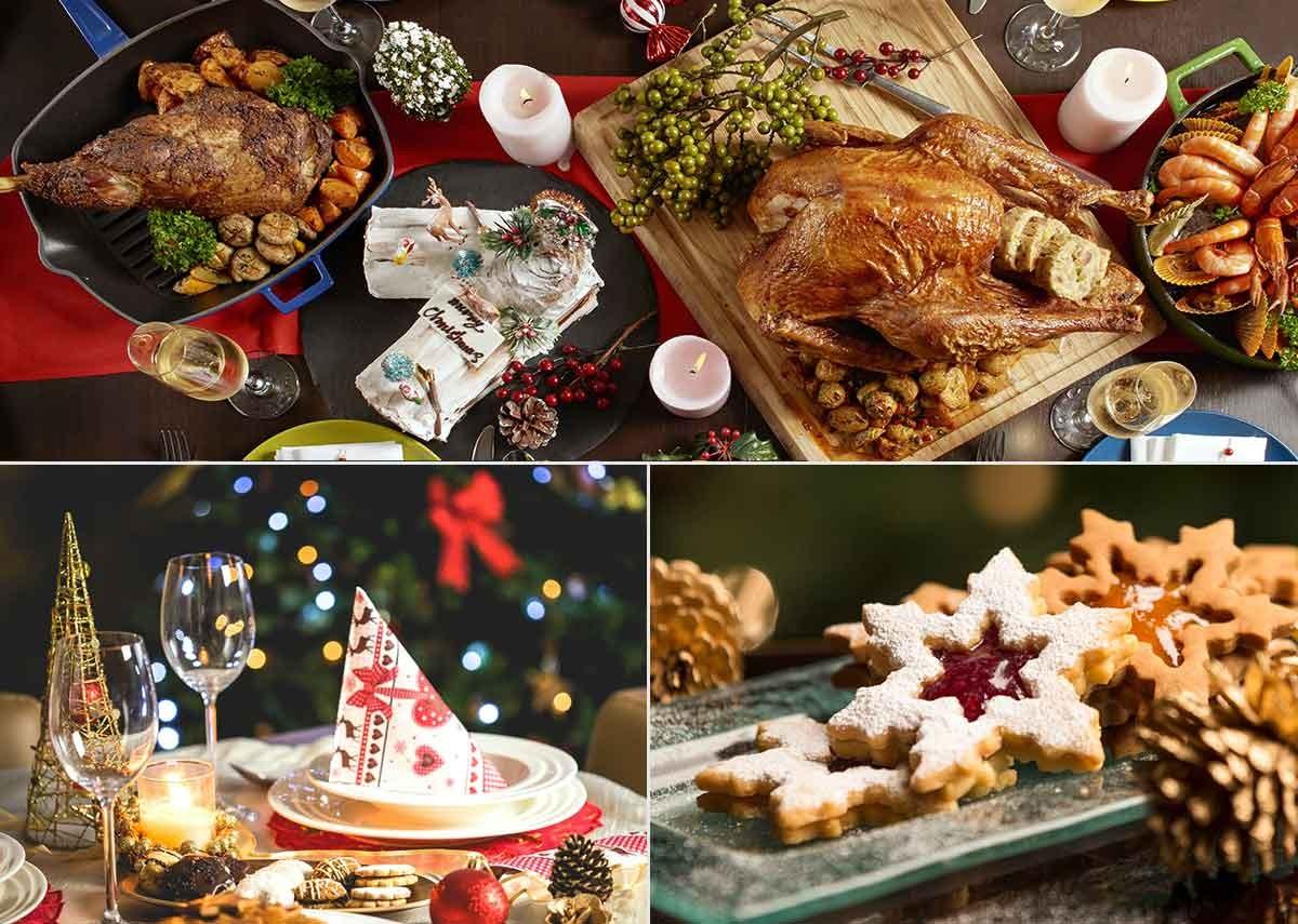Christmas Brunch Buffet in Bangkok