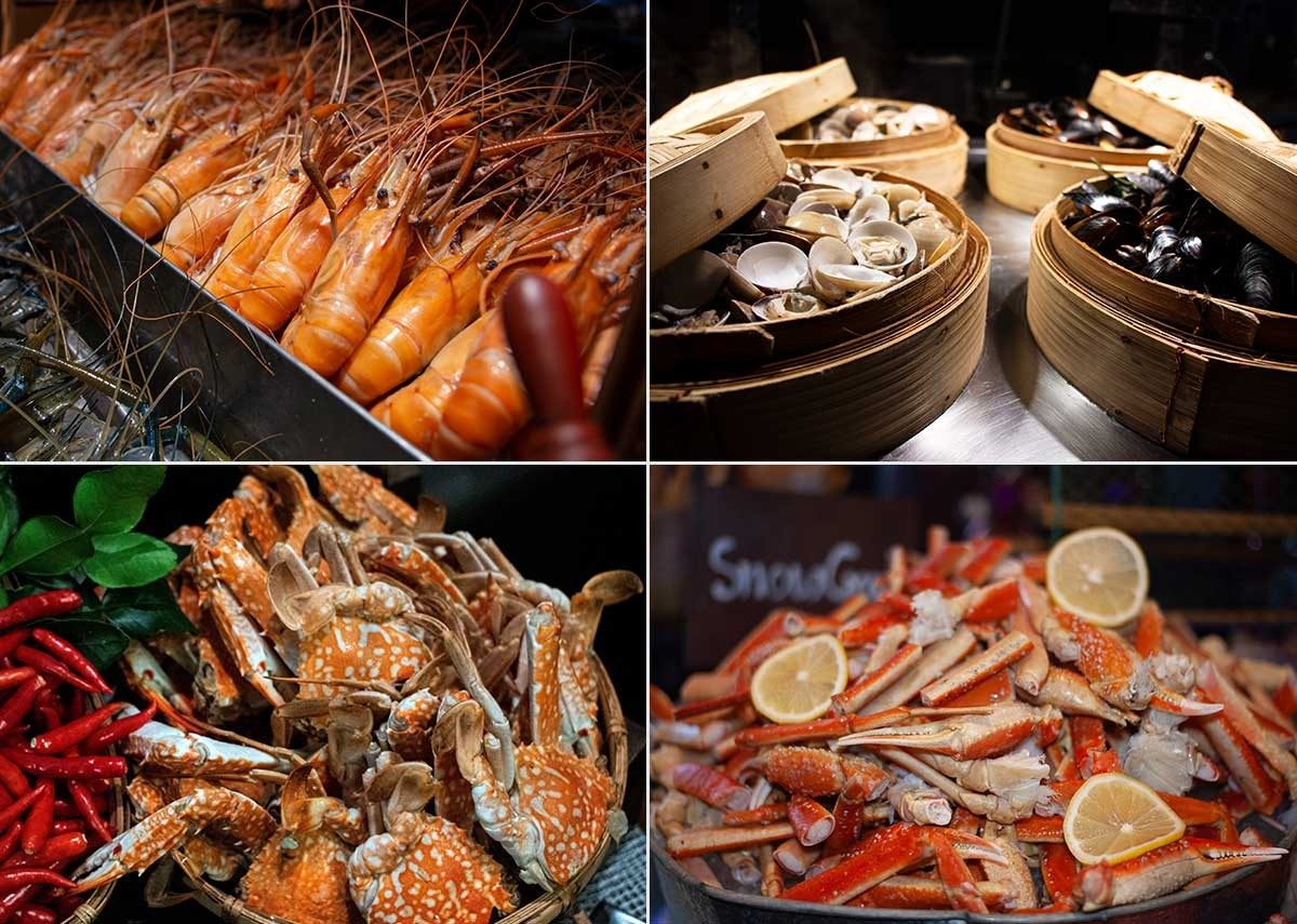 Bangkok Buffet Promotions