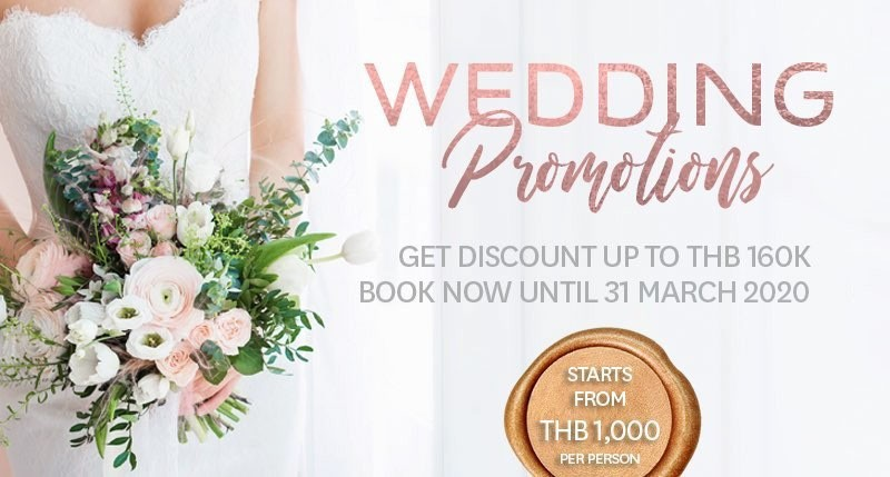 wedding package bangkok