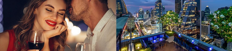 rooftop bar in Bangkok