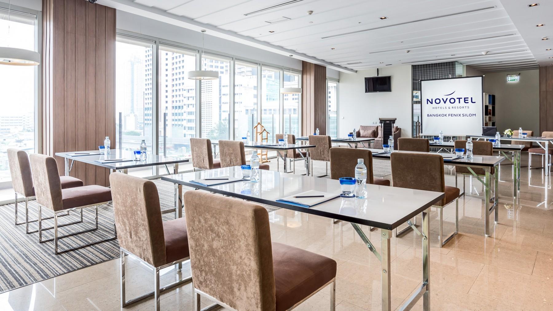 Meeting Packages Promotion | Novotel Bangkok Fenix Silom