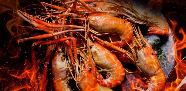 prawns-dinner-buffet-kinlag-thailand