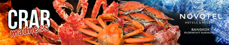 river prawn dinner buffet promotion